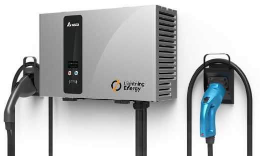25 kW DC Fast Charger