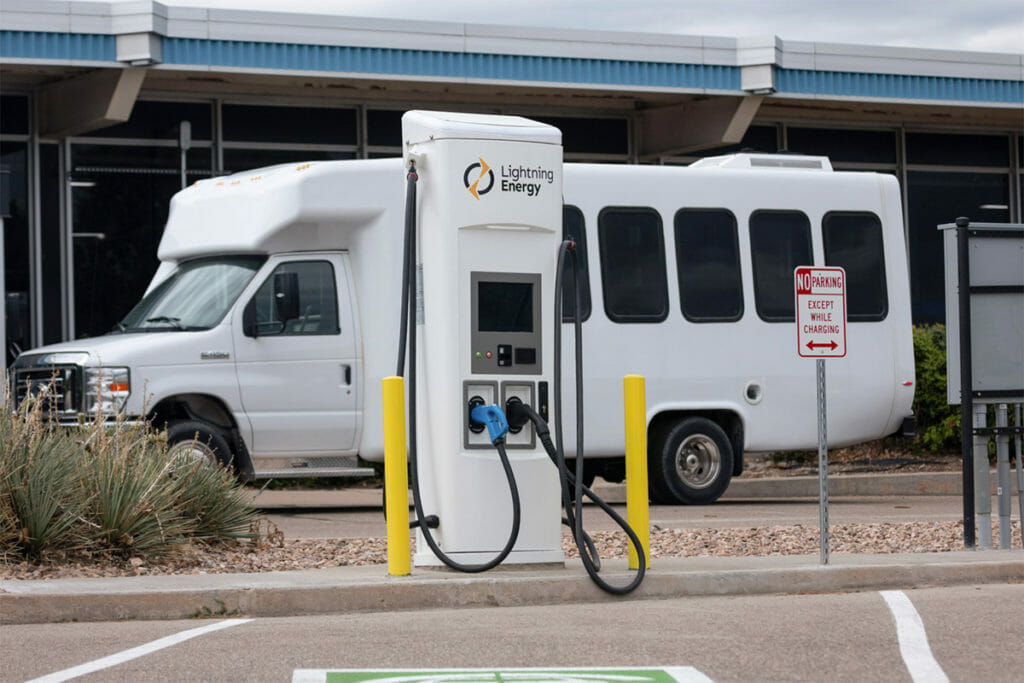 Lightning Energy offers end-to-end fleet charging solutions